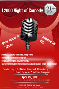 L2000 Night of Comedy