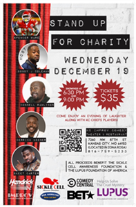 Stand Up for Charity
