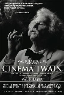 VAL KILMER Presents: Cinema Twain