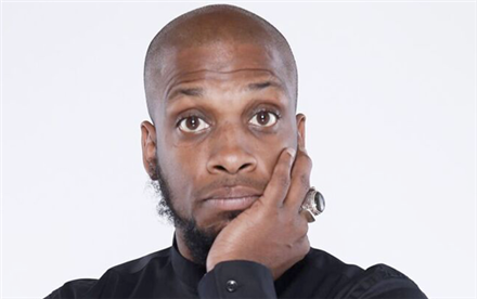 """Ali Siddiq – The Funny Thing About Life Tour"""