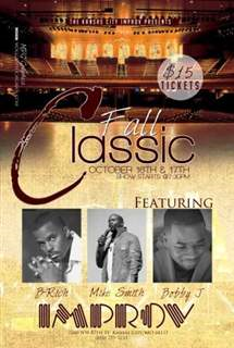 Fall Classic Ft. Mike Smith, Bobby J & B Rich