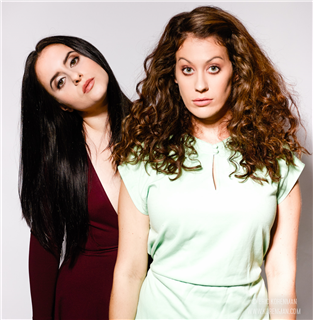 Corinne Fisher & Krystyna Hutchinson of The Guys We F**ked