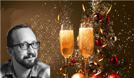 2015 NYE Midnight Toast & Show with Chris Porter