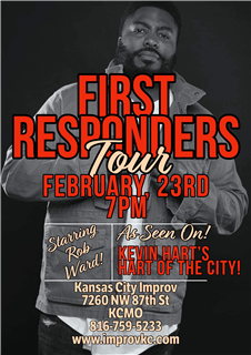Rob Ward's First Responders Tour