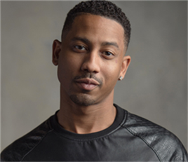 Valentine's Day with Brandon T Jackson
