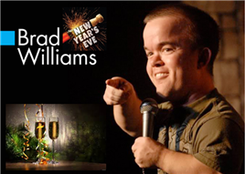 Brad Williams New Years Toast!