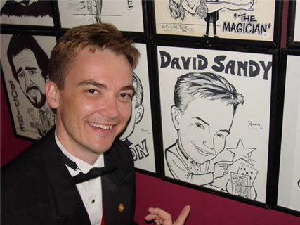 David Sandy's Magic Show!