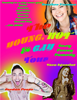 The Hot Young & Gay Tour